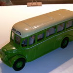 CORGI 1:50 Bedford OB coach JMT  classic bus coach diecast model loose @sold@